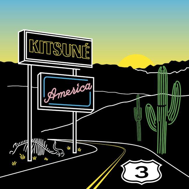 Kitsuné America 3