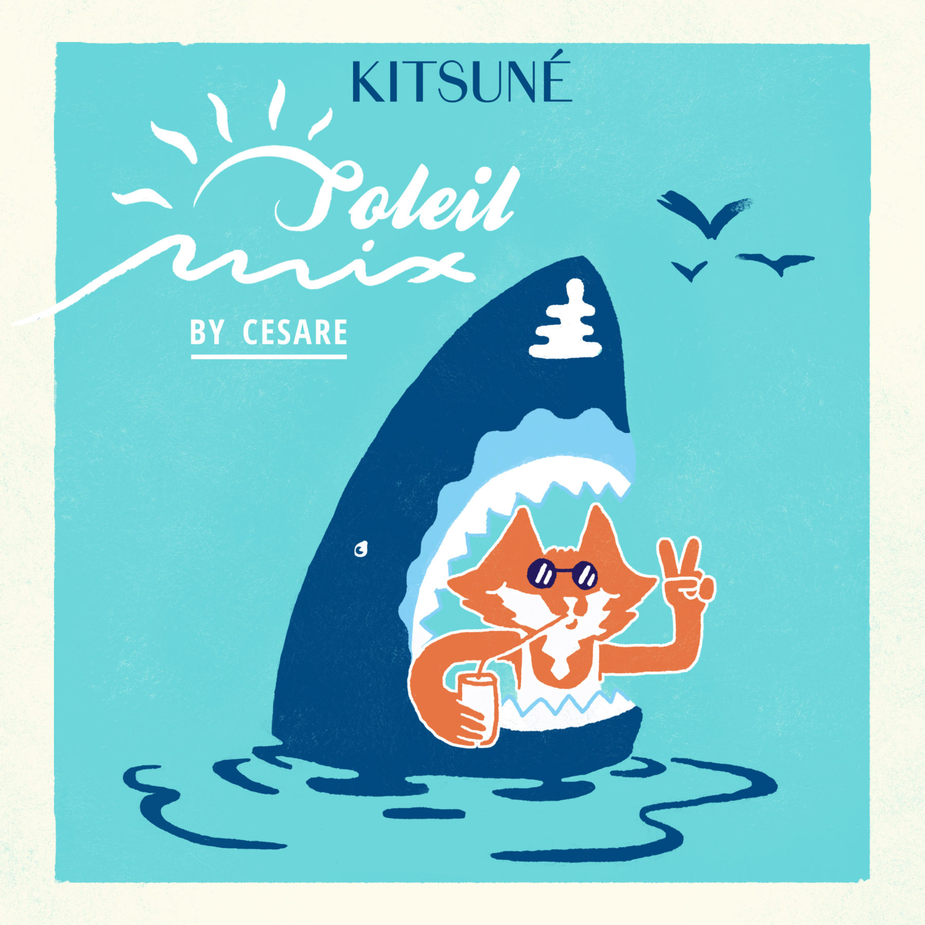 Kitsuné Soleil Mix 3