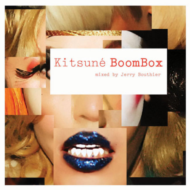 Kitsuné BoomBox