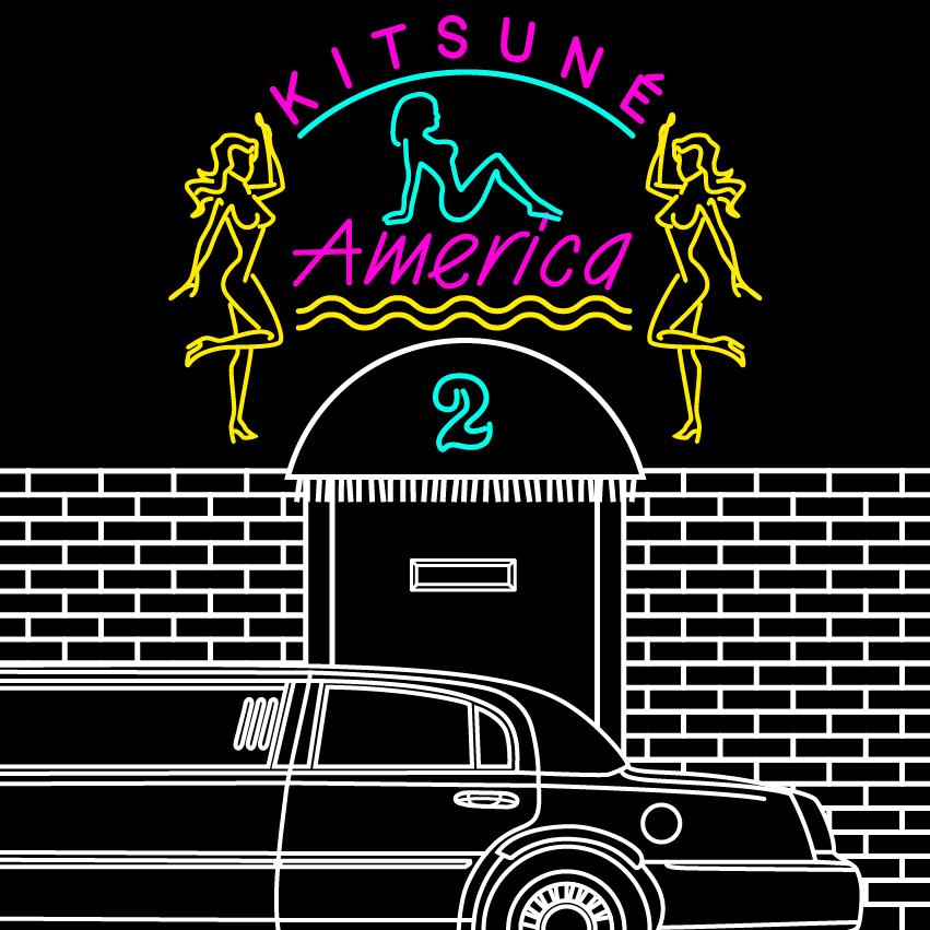 Kitsuné America 2