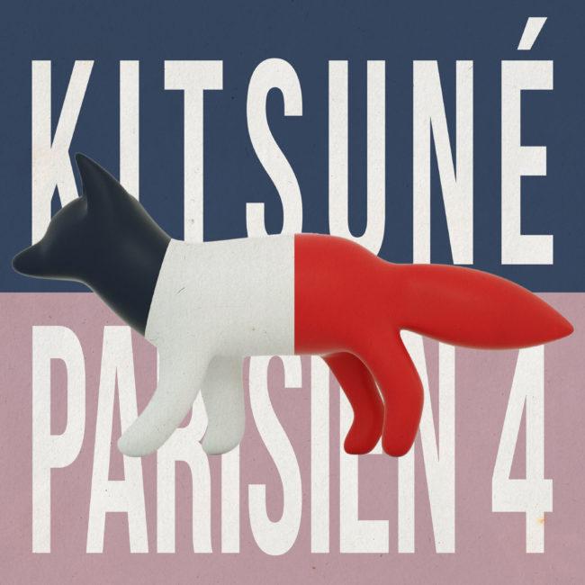 Kitsuné Parisien 4