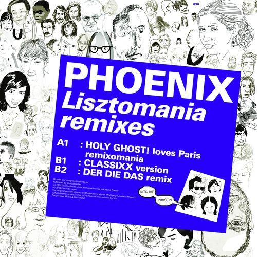 Lisztomania Remixes