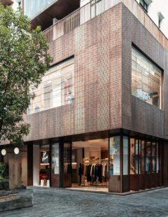 Maison Kitsuné – Shanghai Xintiandi Flagship store