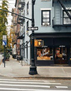 Café Kitsuné – New York