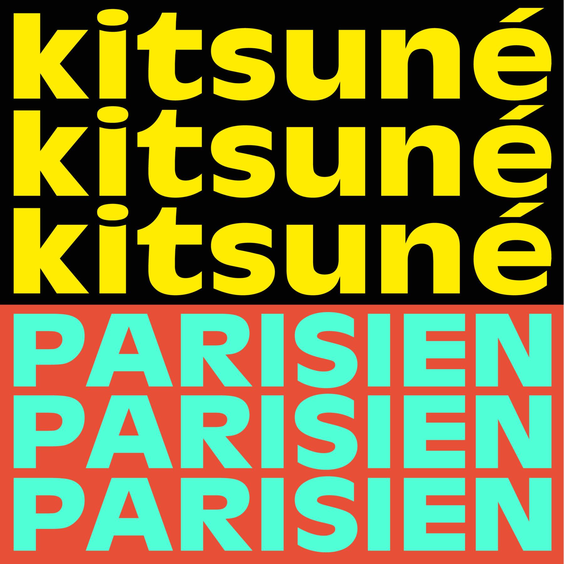 Kitsuné Parisien