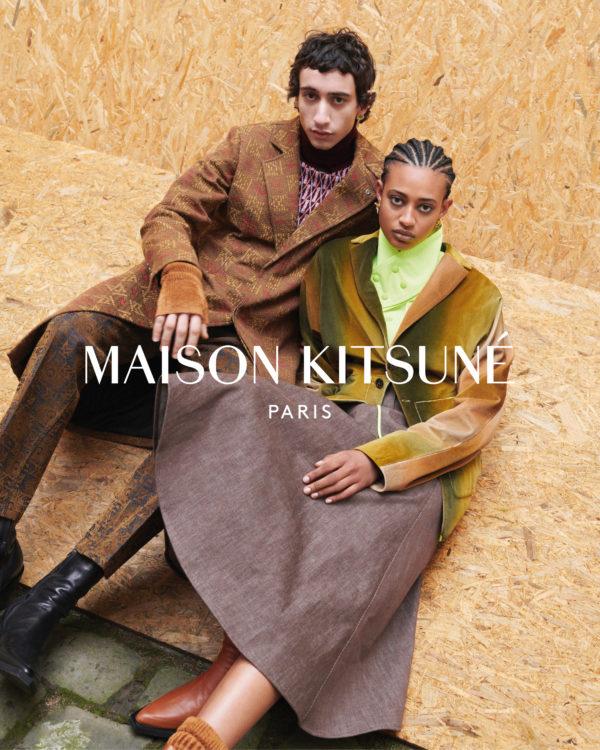 Maison Kitsuné FW20 Campaign_Katja Rahlwes