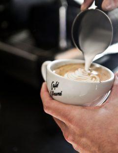 Café Kitsuné – London, Pantechnicon