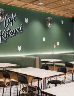 Café Kitsuné – Jakarta