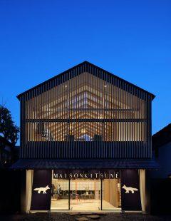 Maison Kitsuné – Daikanyama