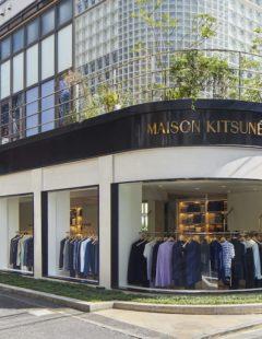 Maison Kitsuné – Aoyama