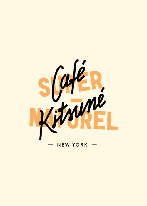 Café Kitsuné Super-Naturel