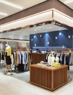 Maison Kitsuné – Galleria Gwanggyo