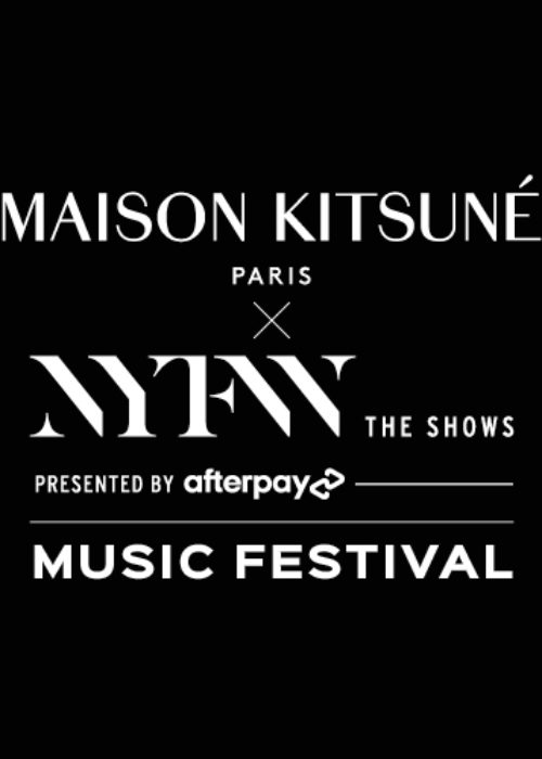 Maison Kitsuné x NYFW Music Festival