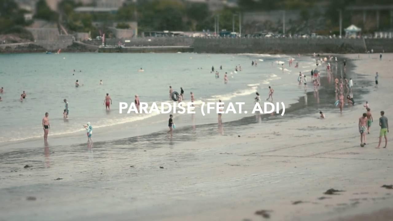 Les Gordon - Paradise feat. ADI (Lyric Video)