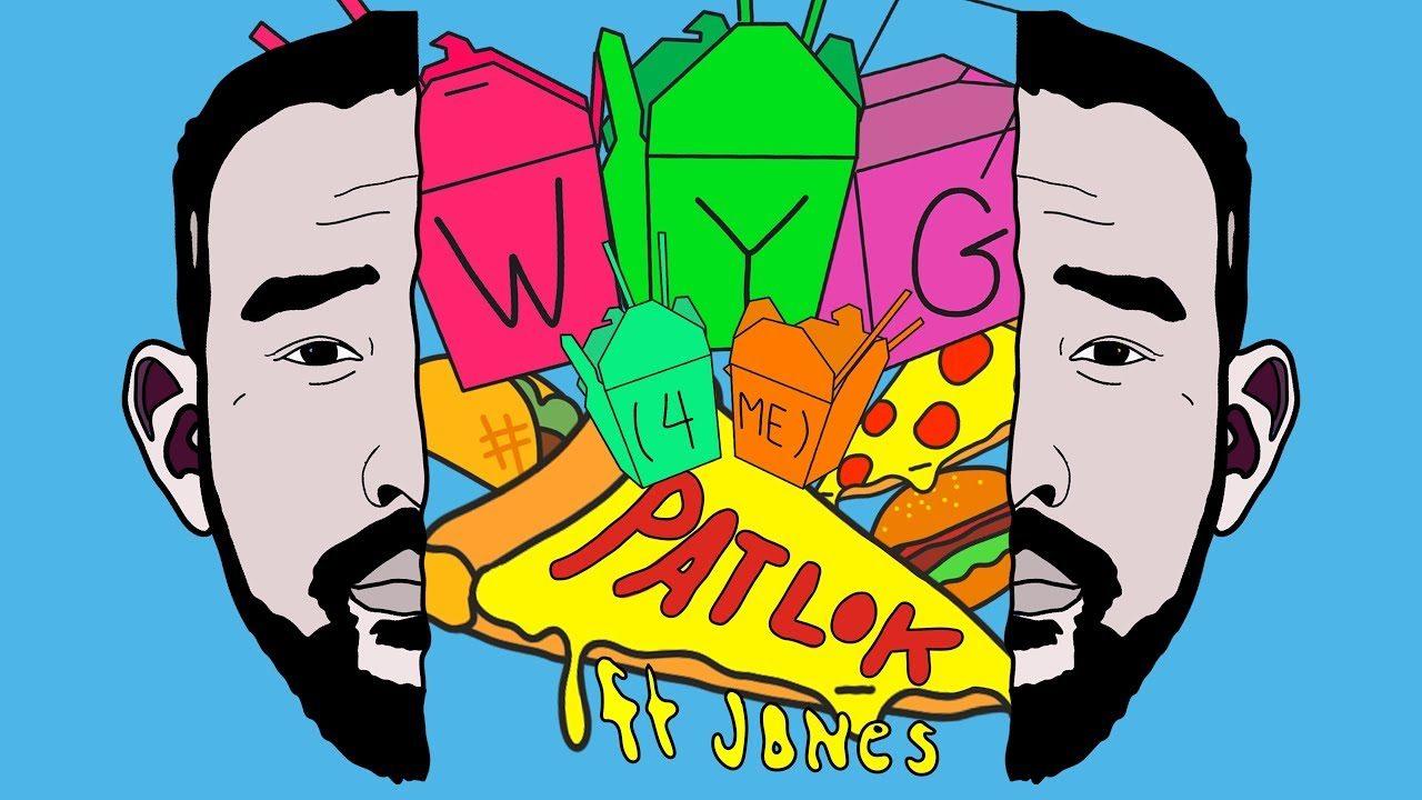 Pat Lok - WYG ( 4 ME ) (feat. JONES) [Official Lyric Video]